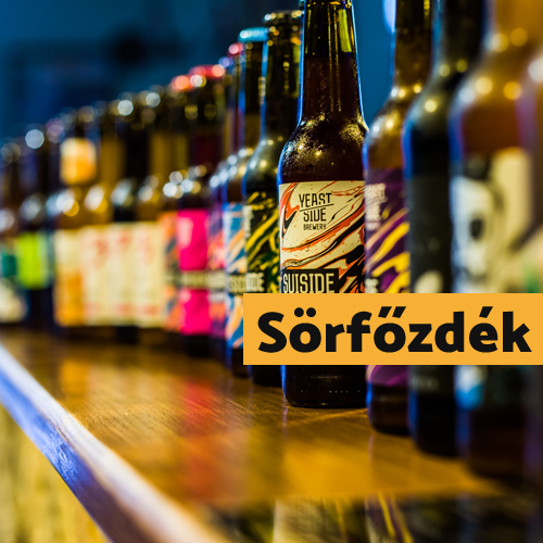 One Beer Pub Budapest