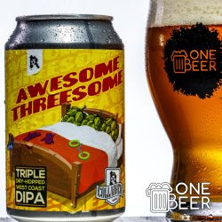 Reczer & Horizont Awesome Threesome 0,33l