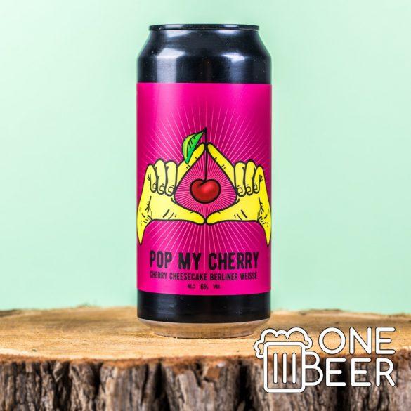 Reketye Pop My Cherry 0,44l