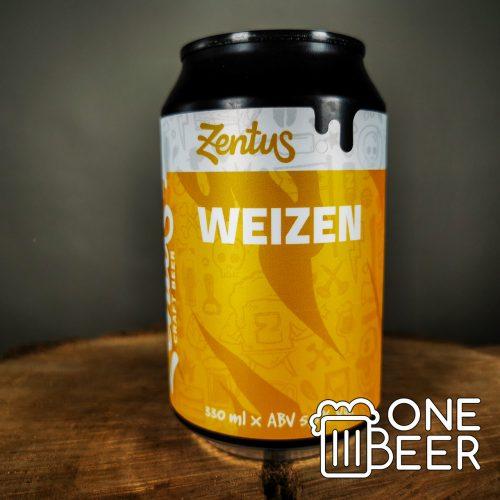 Zentus Weizen 0,33l