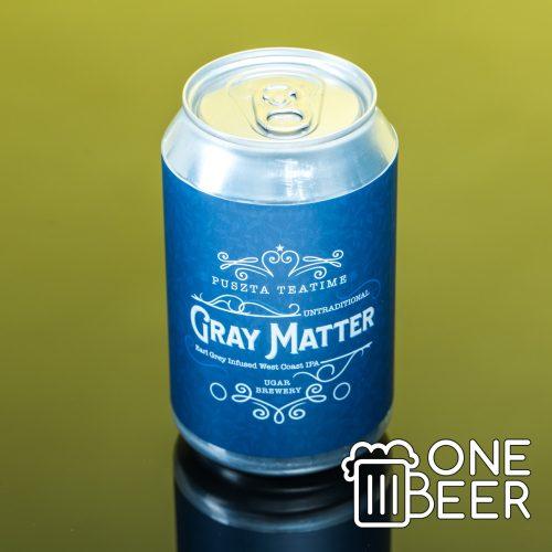Ugar Gray Matter 0,33l