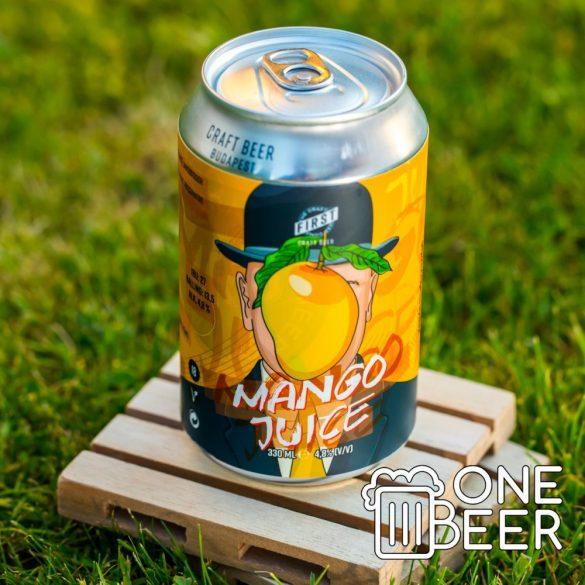 First Mango Juice 0,33l