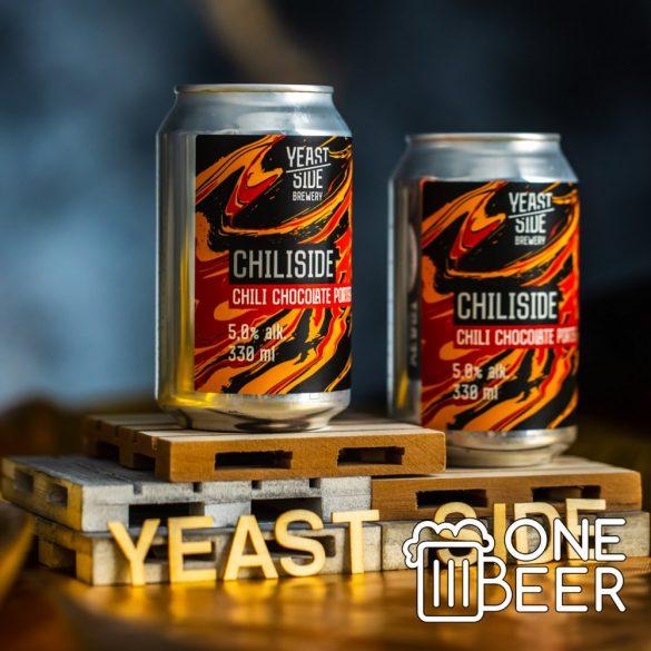 Yeast Chiliside 0,33l