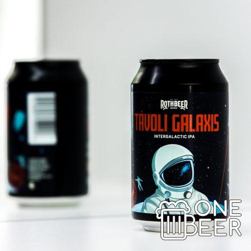 Rothbeer Távoli Galaxis 0,33l