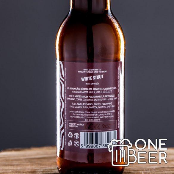 Fehér Nyúl Jamaican Rum BA White Stout 0,33l