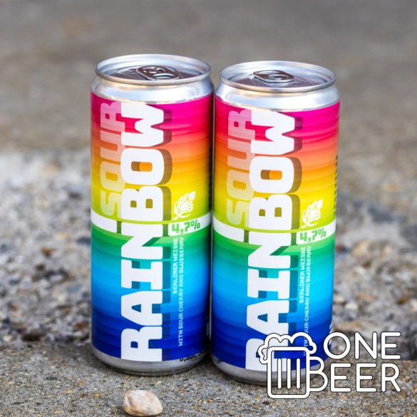 HopTop Rainbow 0,33l