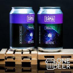 SIMA Nebula 0,33l