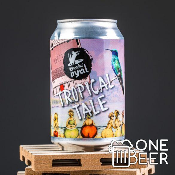 Fehér Nyúl Tropical Tale 0,33l