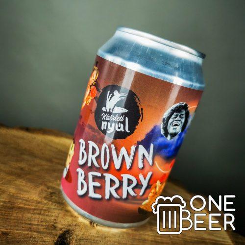 Fehér Nyúl Brown Berry 0,33l
