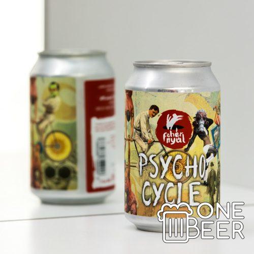 Fehér Nyúl Psycho Cycle 0,33l