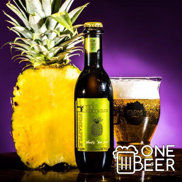 Beertailor Ananász 0,33l