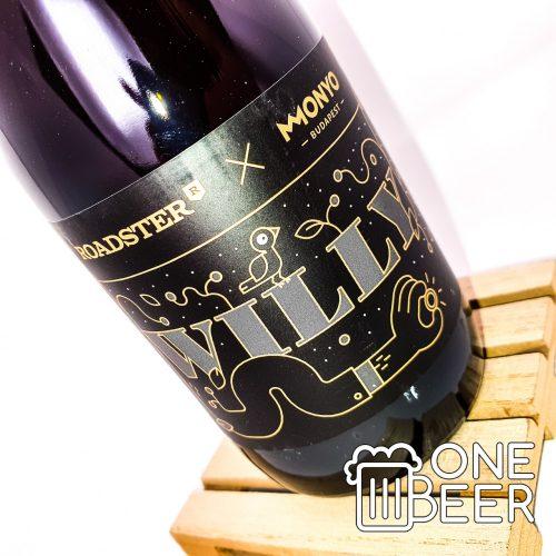 Monyo Willy 0,375l