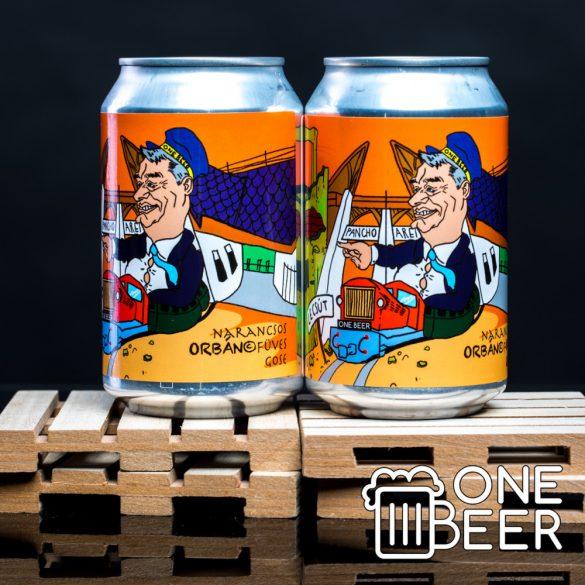 One Beer Orbán©füves Narancsos 0,33l