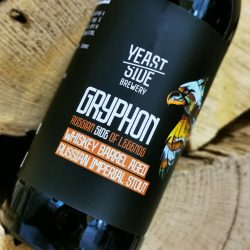 Yeast Gryphon Whiskey Barrel Aged Russian Imperial Stout 0,33l