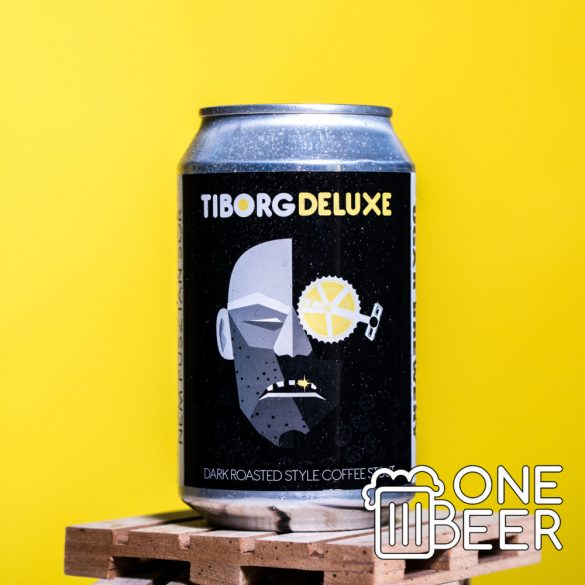 Ugar Tiborg Deluxe Roastopus Edition 0,33l