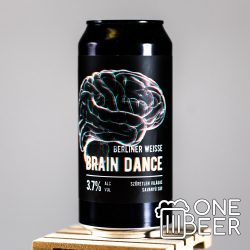 Reketye Brain Dance 0,44l