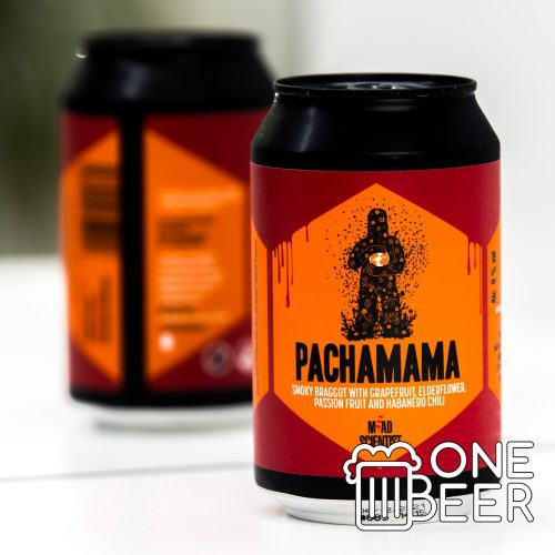 Mad Scientist Pachamama 0,33l