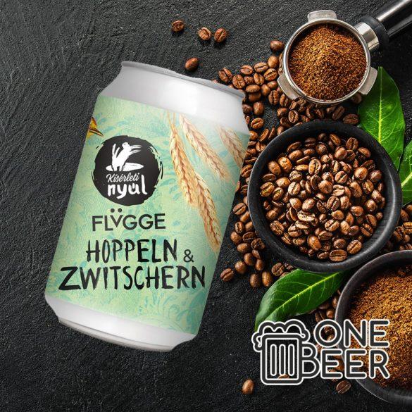 Fehér Nyúl & Flügge Hoppeln & Zwitschern 0,33l