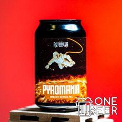 Rothbeer Pyromania (Füstölt Csülök) 0,33l