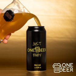 Reketye & One Beer Pale Ale 0,44l