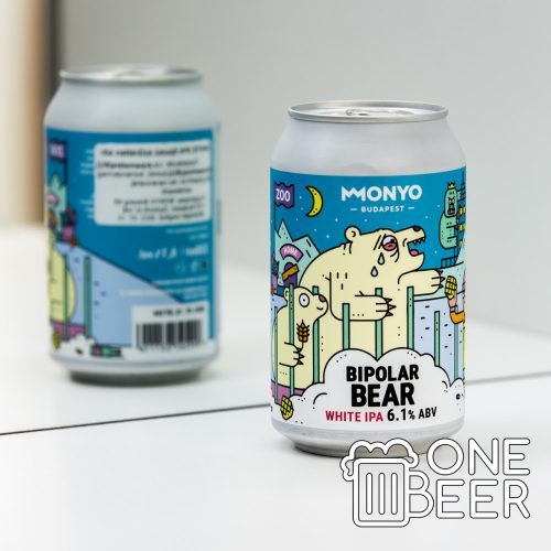 Monyo Bipolar Bear 0,33l