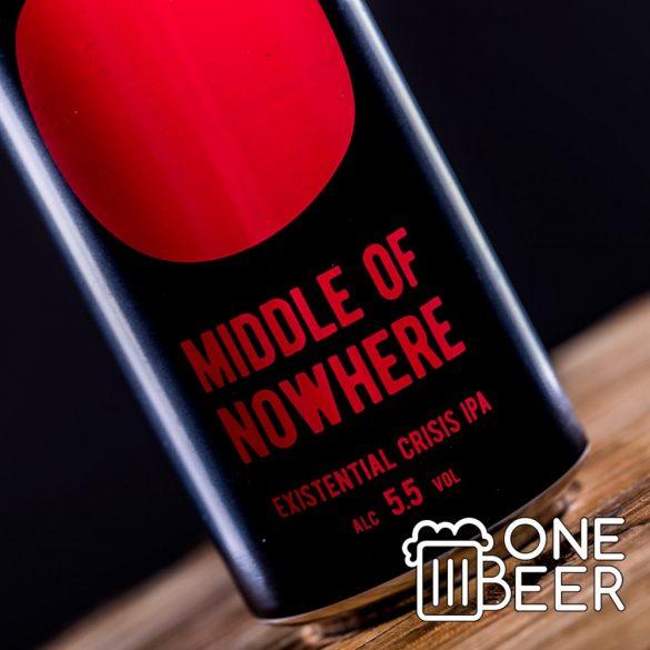 Reketye Middle of Nowhere 0,44l