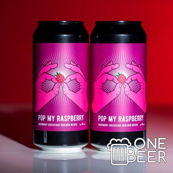 Reketye Pop My Raspberry 0,44l