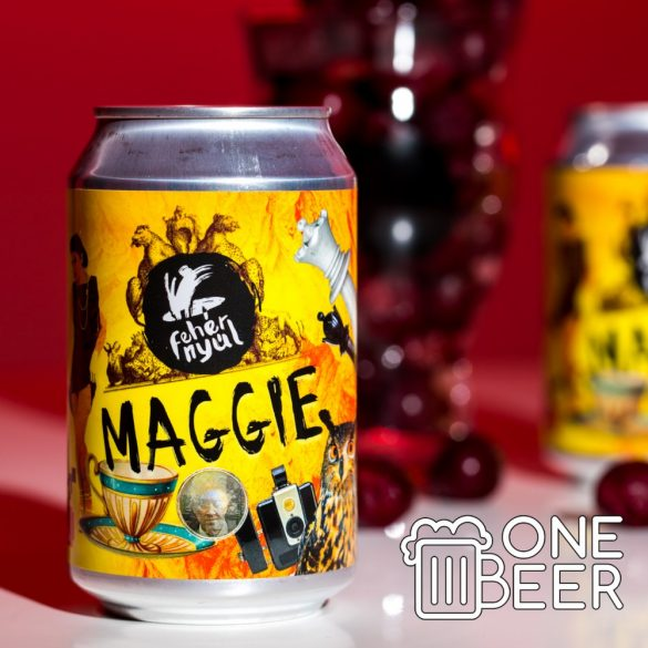 Fehér Nyúl Maggie 0,33l