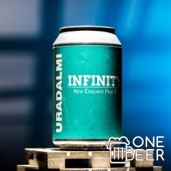 Uradalmi Infinity 0,33l