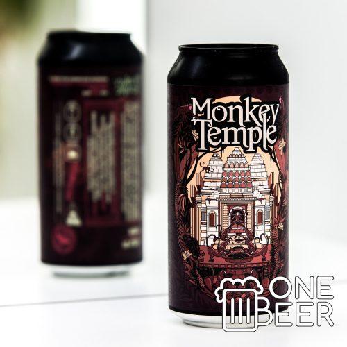 Mad Scientist Monkey Temple 0,44l