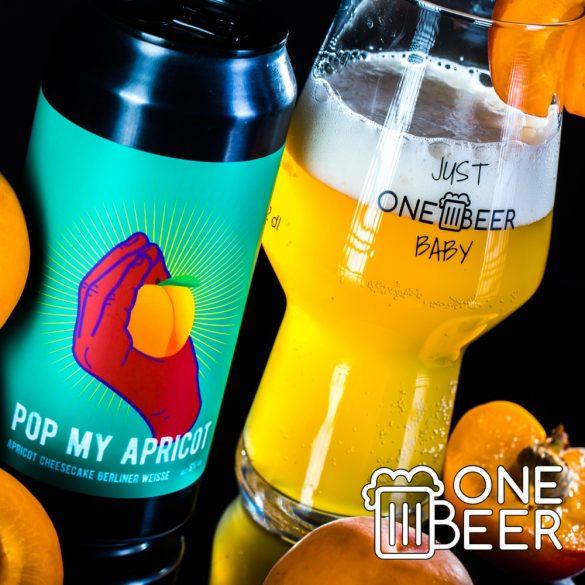 Reketye Pop My Apricot 0,44l