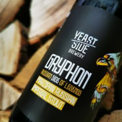 Yeast Gryphon Marzipan Russian Imperial Stout 0,33l