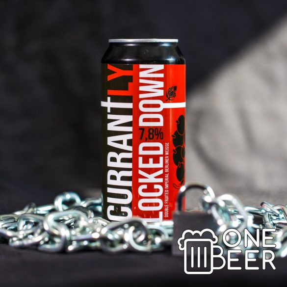 HopTop Currantly Locked Down 0,33l