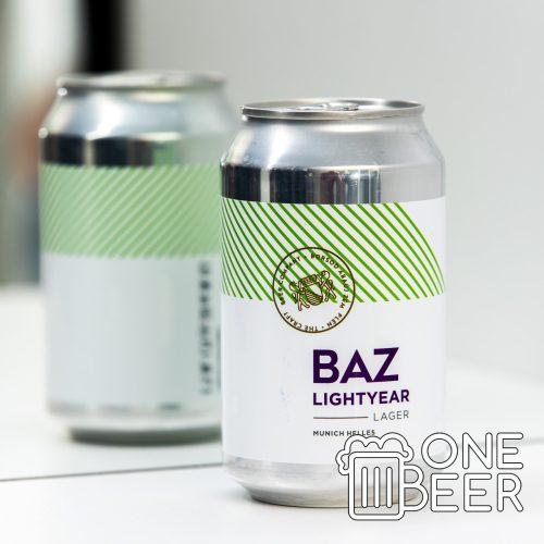 BAZ Lightyear Helles 0,33l