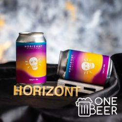 Horizont Selfish Games Hazy IPA 0,33l