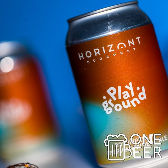 Horizont Playground 008 DDH Imperial American Wheat Ale 0,33l