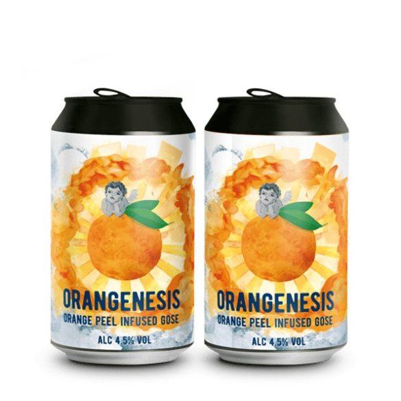 Reketye Orangenesis 0,33l