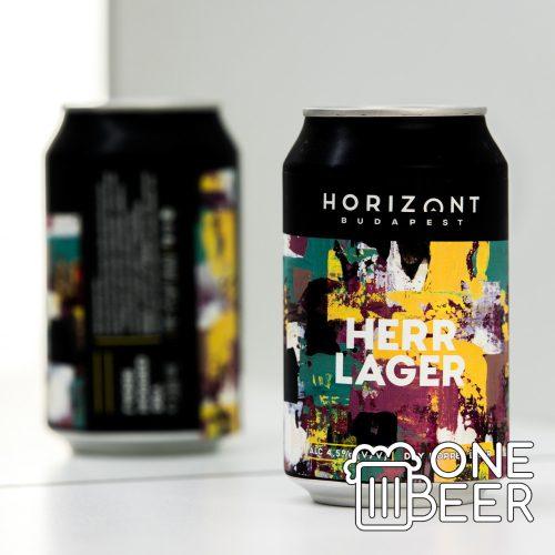 Horizont Herr Lager 0,33l
