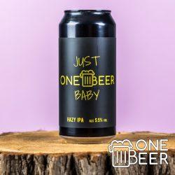 Reketye & One Beer Hazy IPA 0,44l
