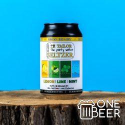 Beertailor Hard Seltzer Lemon - Lime - Mint 0,33l