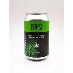 SIMA Tropical Juice DDH IPA 0,33l