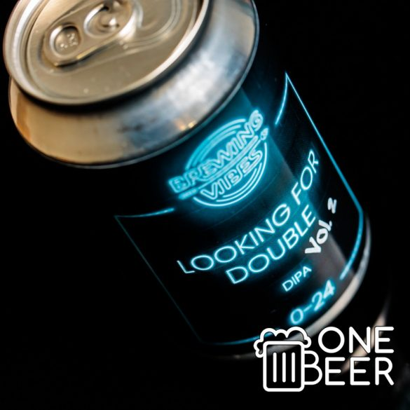Brewing Vibes Looking For Double 0,33l