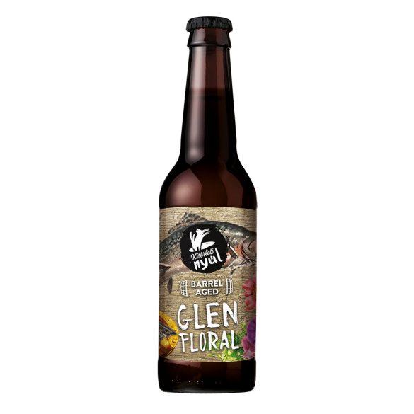Fehér Nyúl Glen Floral 0,33l