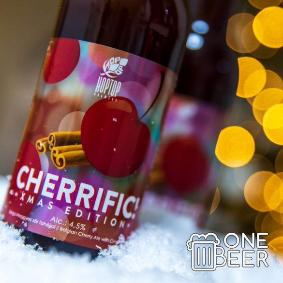 HopTop Cherrific XMAS Edition 0,33l