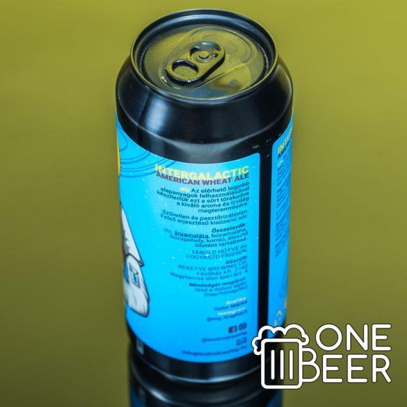 InVitro Intergalactic Wheat Ale 0,44l