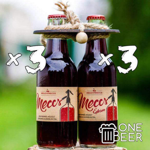 Meccs - Meggyfreccs 6 Pack 6X0,33l