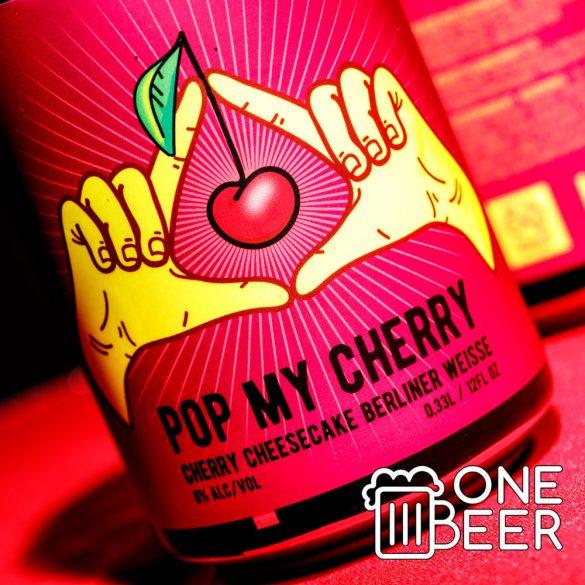 Reketye Pop My Cherry 0,33l