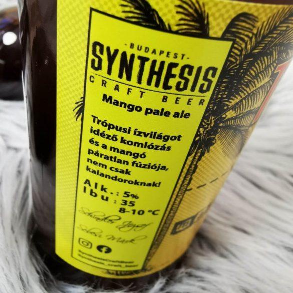 Synthesis Tropic Thunder Mango Pale Ale 0,33l
